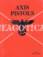 LIBRO AXIS PISTOLS DI JAN STILL
