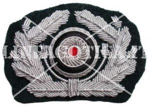 WH OFFICERS CAP WREATH REPRO