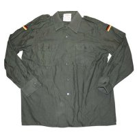 BW FIELD SHIRT OLIVE USED