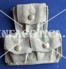 BRITISH 3 POCKETS AMMO POUCH (ITALIA) ORIGINAL