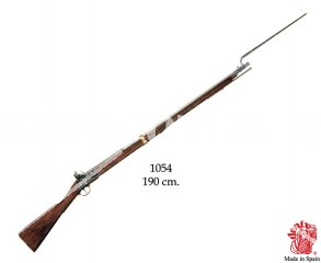 GB FUCILE BROWN BESS 1799-1815 REPLICA INERTE