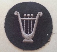BW ARMY BAND PATCH