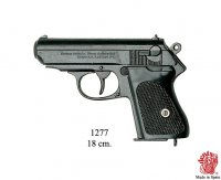 PISTOL WALTHER PPK P38 (WWII) - REPLICA INERTE