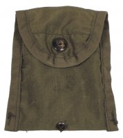 US COMPASS POUCH M1967 OLIVE AS NEW