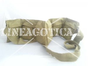 US BANDOLIERA KHAKI FOR M1 / GARAND ORIGINAL USED