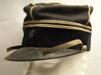 FRENCH KEPI OFFICER SECOND EMPIRE ORIGINAL