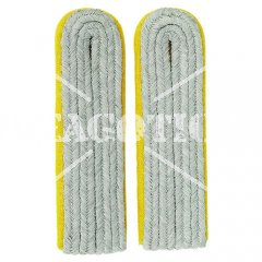 WH SHOULDER BOARDS OFFICER TENENTE GIALLO ORO (REPRO)