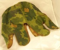 US REVERSIBLE M1 HELMET MITCHELL CAMO COVER REPRO