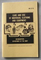 MANUALE CARE AND USE OF INDIVIDUAL CLOTHING AND EQUIPMENT