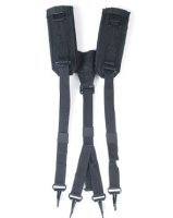 US SUSPENDER LC2 BLACK REPRO