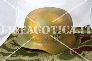 WH HELMET M35 / M42 NORMANDY CARENTAN REPRO