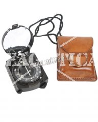 WH COMPASS WITH POUCH LEATHER (POLONIA) ORIGINAL