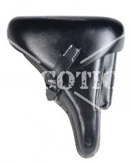WH HOLSTER P08 A BAULETTO BLACK (REPRO)