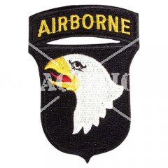 US PATCH 101st DIVISION AIRBORNE