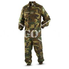 ITALIAN WOODLAND CAMO SUIT ESERCITO ITALIANO AS NEW