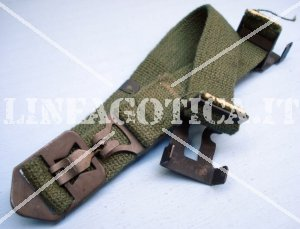 US CHINSTRAP HELMET M1 OLIVE WEBBING AS NEW