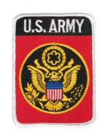 US DISTINTIVO IN TESSUTO US ARMY