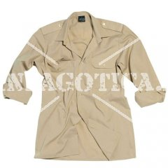 US SHIRT LONG SLEEVE KHAKI REPRO