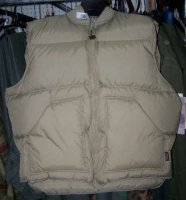COLD WEATHER VEST WALLS COYOTE