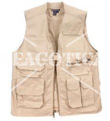 5.11 KHAKI TACTICAL VEST 80001.055