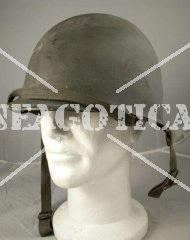 DANISH M48 HELMET ORIGINAL USED