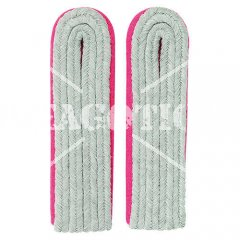 WH SHOULDER BOARDS OFFICER TENENTE PINK (REPRO)