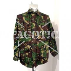 BRITISH FIELD JACKET DPM CAMO RIPSTOP NEW