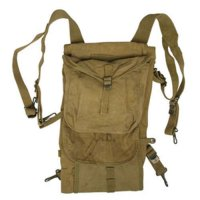 US HAVERSACK M28 USED WITHOUT MEAT CAN POUCH