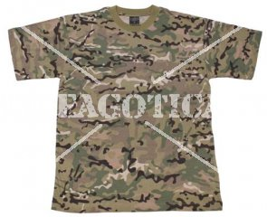 US T-SHIRT CLASSIC-STYLE OPERATION CAMO 170GR/M2