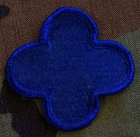 US 88TH INFANTRY DIVISION PATCH ORIGINAL
