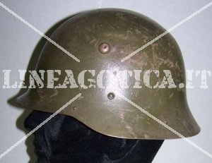 BULGARIAN HELMET MOD.1936 POST WAR