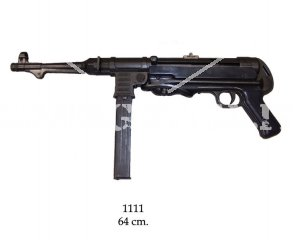 MITRA MP40 GERMANIA 1940 (WWII) - COPIA INERTE