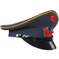BW LUFTWAFFE VISOR HAT ORIGINAL