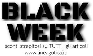 Black Week - Saldi 20%
